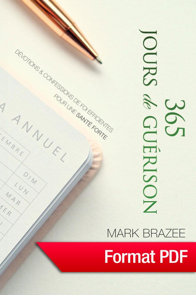 365 jours de guérison, Mark Brazee