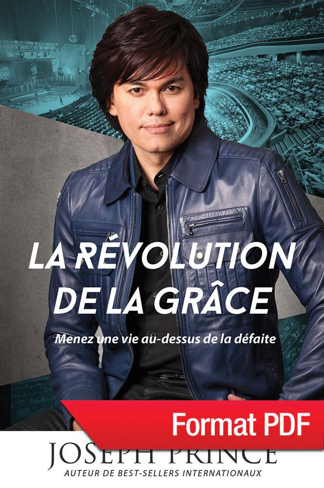 La révolution de la grâce - couverture