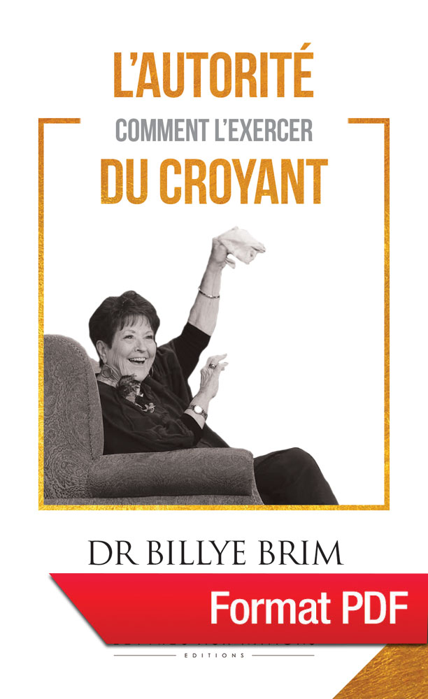 L'autorité du croyant - Brim